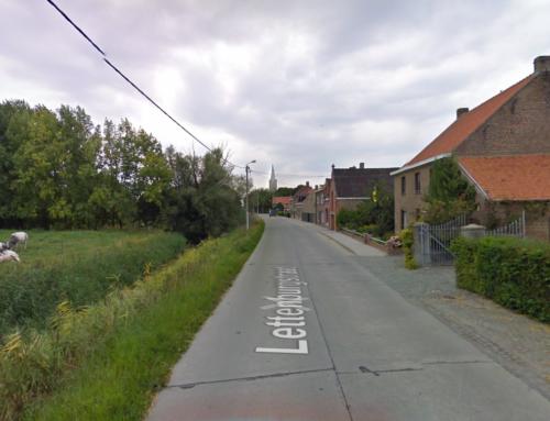 Gedeeltelijk vernieuwen betonvakken Lettenburgstraat