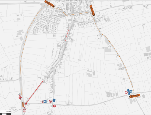 Werken Keiem: kruispunt Ramboutstraat opengebroken vanaf 28/01