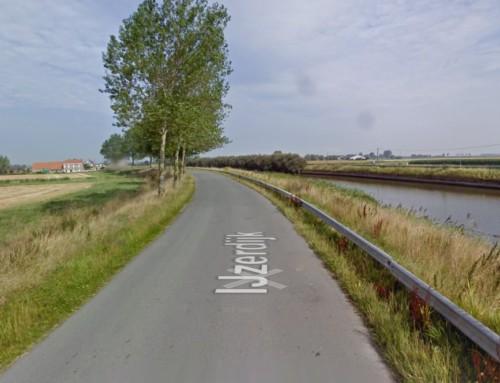 Hinder IJzerdijk (kant Dodengang) tussen 21 maart en 19 april