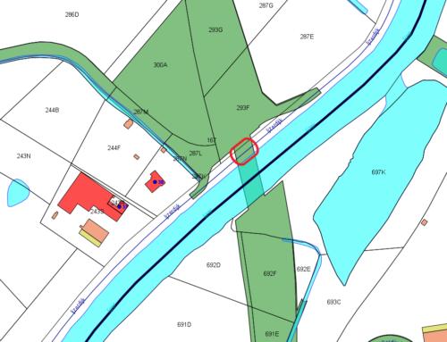 Stukje IJzerdijk afgesloten op 9 mei