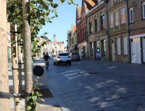 Generaal Baron Jacquesstraat afgesloten op woensdag 24 april