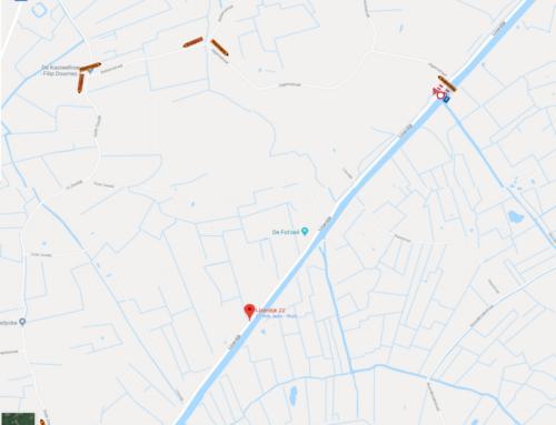 IJzerdijk ook op 10 mei afgesloten