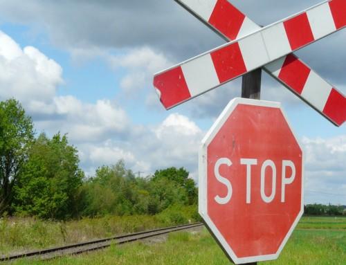 Werken spooroverwegen Oostkerkestraat en Lettenburgstraat van 22 tot en met 26 oktober