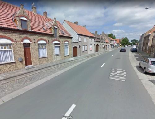 Tijdelijke verkeerslichten Wijnendalestraat van 27 tot 29 november